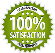 100%  customer satisfaction by D&G Carpet Cleaning
